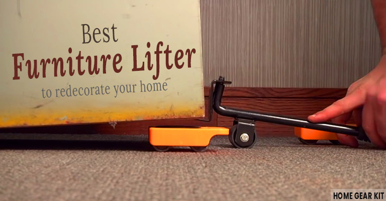 Best Furniture Lifters Review Home Gear Kit