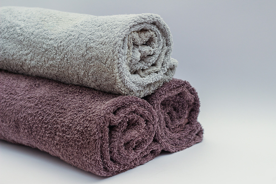 Keep Your Towels Clean and Dry