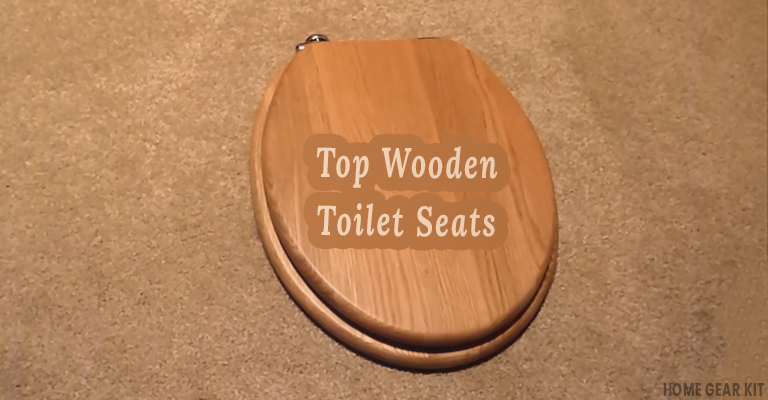 Peachy Top 7 Wooden Toilet Seats Review Home Gear Kit Inzonedesignstudio Interior Chair Design Inzonedesignstudiocom