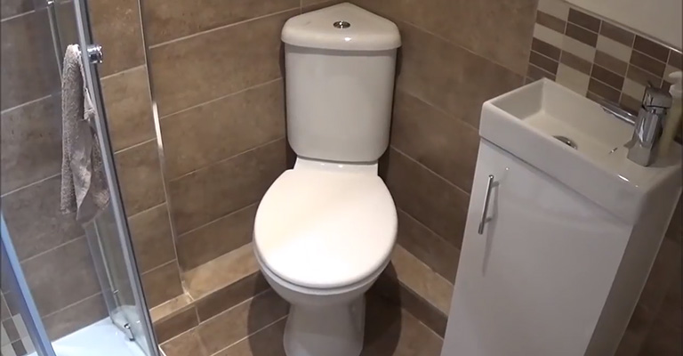 best corner toilet reviews