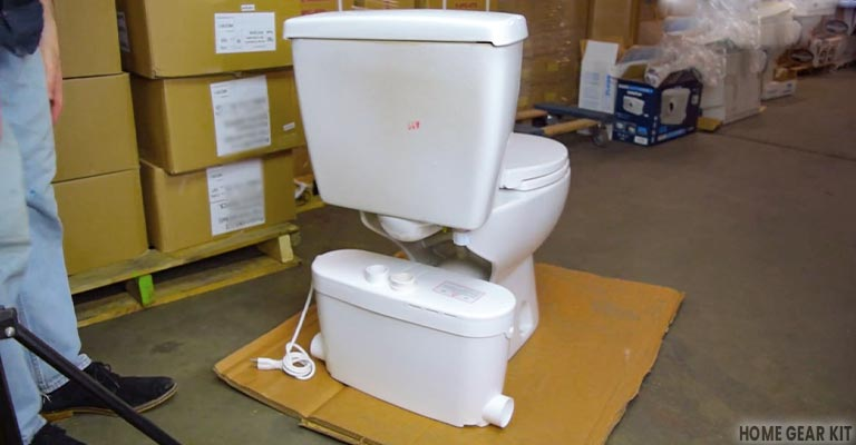 Saniflo Macerating Toilet