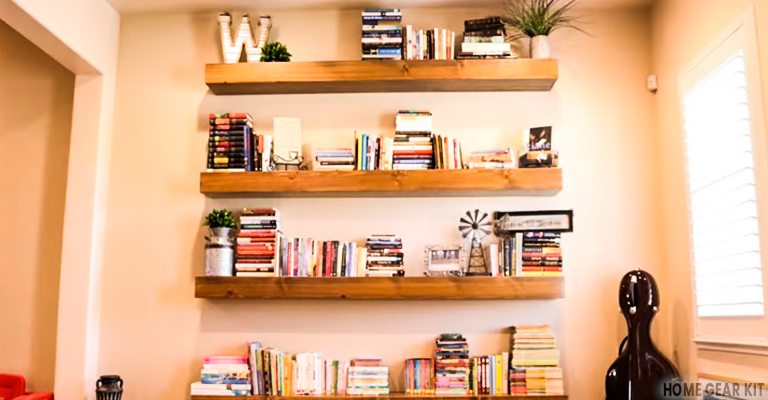 Best Floating Shelves 2.1