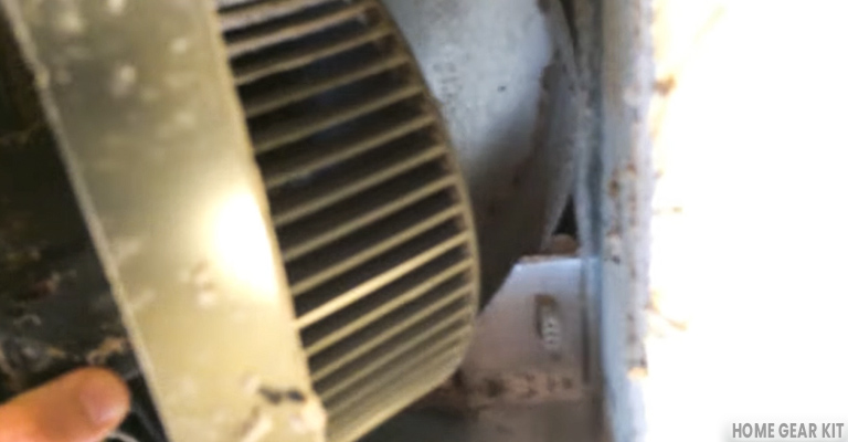 How to Clean Bathroom Exhaust Fan 4