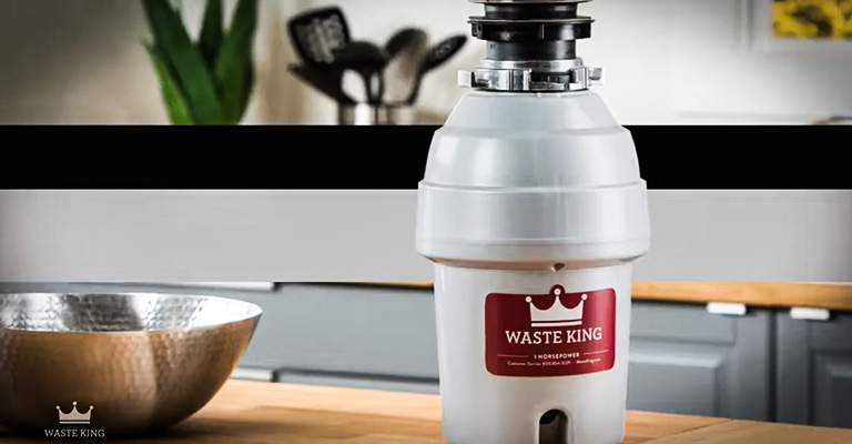 Waste King L 2600 Review
