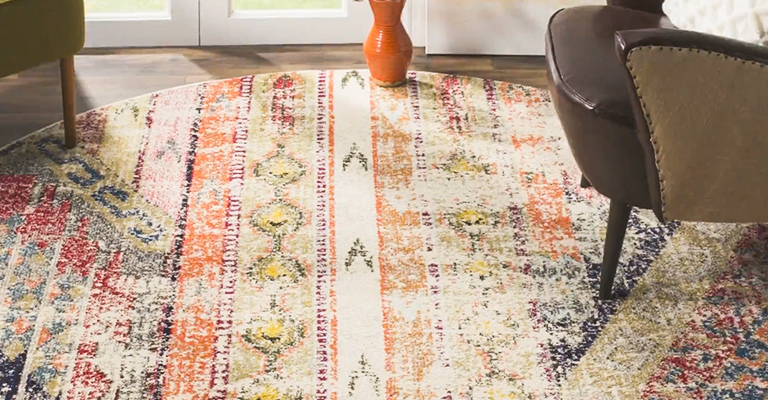 Abstract Area Rugs  Buying Guide
