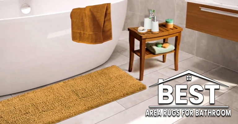 Area Rugs for Bathroom