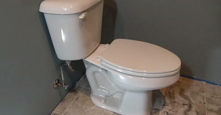 How to Install a Toilet Flange in New Construction