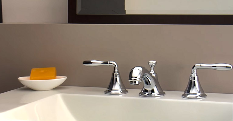 How to Take Apart a Grohe Bathroom Faucet FI